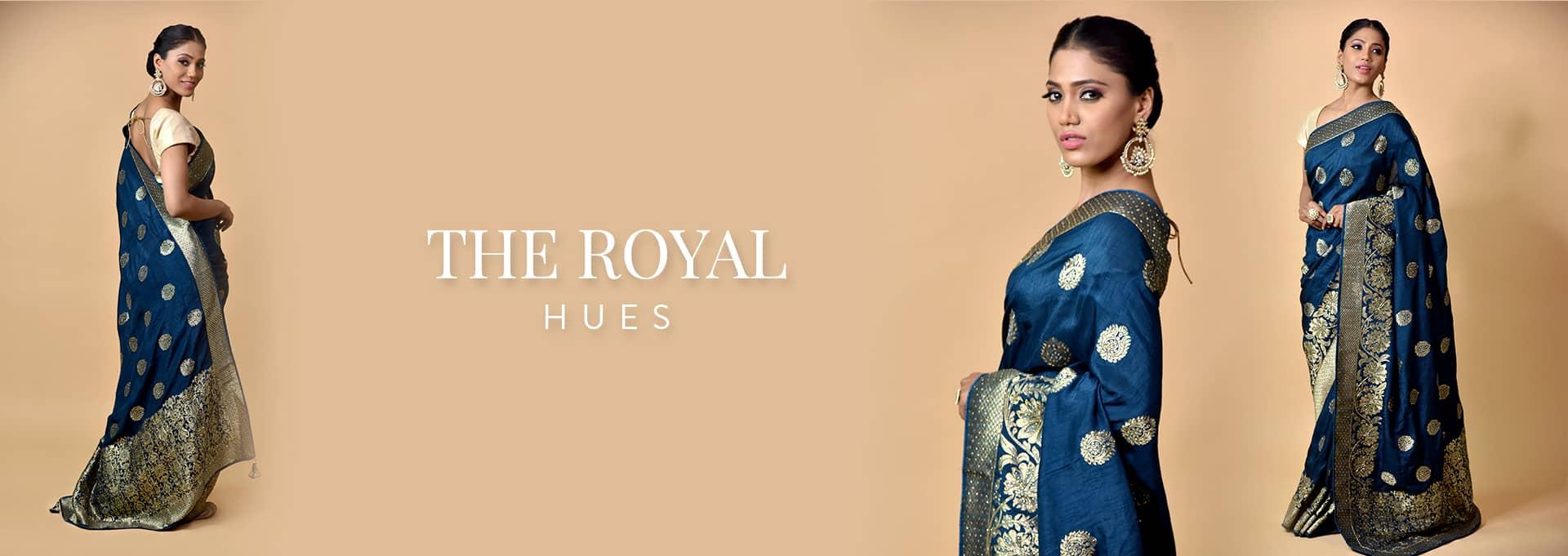 Surya sarees | The Royal Hues | House of Surya | Chandni Chowk | Delhi