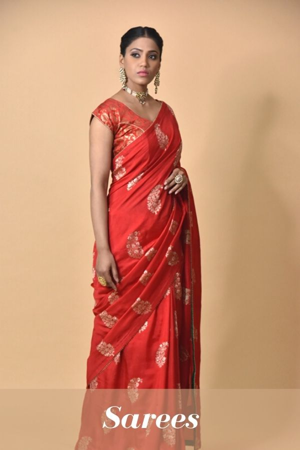 Surya Sarees | SAREES | House of Surya | Chandni Chowk