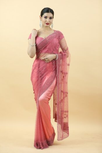 Gazri Saree | House of Surya
